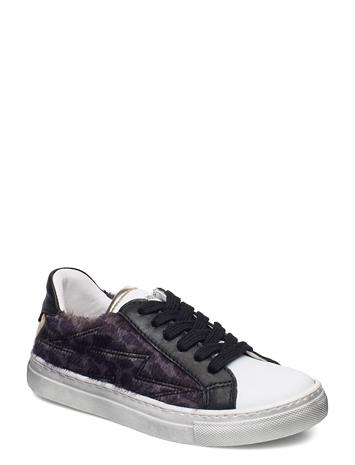 Zadig & Voltaire Kids Sneakers Matalavartiset Sneakerit Tennarit Monivärinen/Kuvioitu Zadig & Voltaire Kids UNIQUE