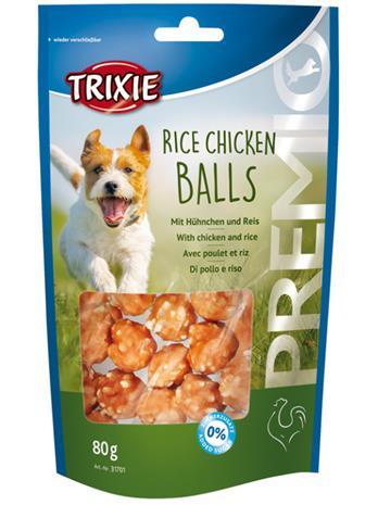 Trixie Premio Rice Chicken Balls 80g