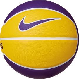 Nike LEBRON PLAYGROUND 4P AMARILLO/WHITE/WHI