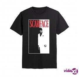 Scarface Split T-Paita