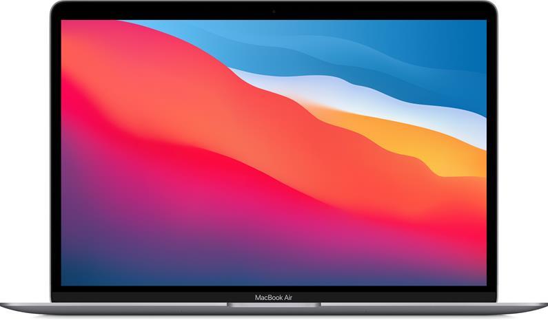 """Apple Macbook Air 13 MGN63KS/A (Apple M1, 8 GB, 256 GB SSD, 13,3"""", OS X), kannettava tietokone"""