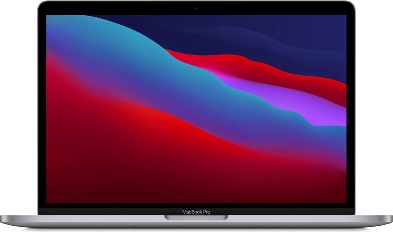 """Apple Macbook Pro 13 MYD92KS/A (Apple M1, 8 GB, 512 GB SSD, 13,3"""", OS X), kannettava tietokone"""