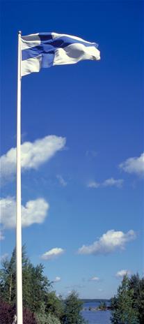 Flagmore Lipputanko Nordic 11 m, lujitemuovi