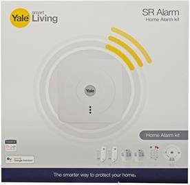 Yale Smart Home SR-3300, hälytysjärjestelmä