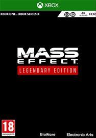 Mass Effect Legendary Edition, Xbox One -peli