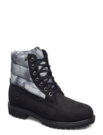 Timberland 6 Inch Premium Puffer Boot Nwp Shoes Boots Winter Boots Musta Timberland BLACK, Miesten kengät