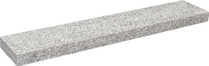 Graniittireunakivi 5 x 20 x 100 cm