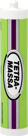 Tetramassa 330 ml Maalarinvalkoinen