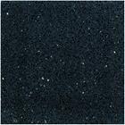 Lattialaatta Starlight Quarz Musta 60 x 60 cm