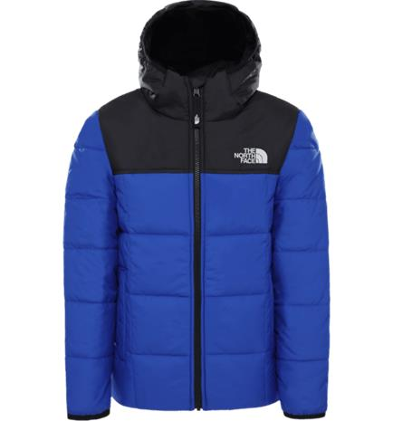 The North Face J REVERSIBLE PERRITO JACKET TNF BLUE