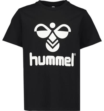 Hummel J HMLTRES TEE BLACK