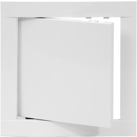 Huoltoluukku Europlast Valkoinen 200 x 200 mm