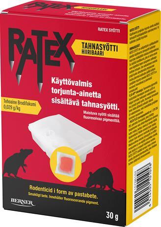 Tahnasyötti Ratex 30 g