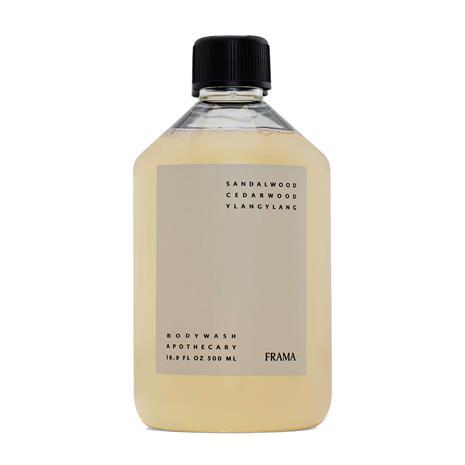 Frama Apothecary suihkugeeli, täyttöpakkaus, 500 ml