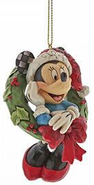Mikki & Minni Hiiri - Minnie Christmas Bauble - Joulupallo - Unisex - multicolor