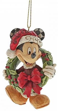 Mikki & Minni Hiiri - Mickey Christmas Bauble - Joulupallo - Unisex - multicolor