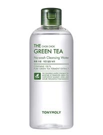 Tonymoly Tonymoly The Chock Chok Green Tea Cleansing Water 300ml Beauty WOMEN Skin Care Face Cleansers Milk Cleanser Nude Tonymoly CLEAR