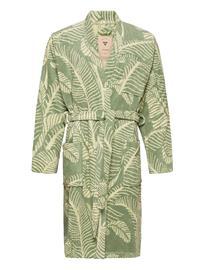 OAS The Banana Leaf Robe Aamutakki Kylpytakki Vihreä OAS GREEN