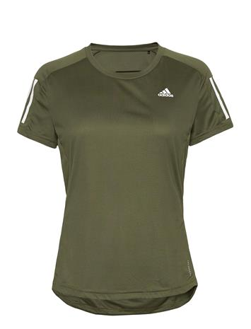 adidas Performance Own The Run Tee T-shirts & Tops Short-sleeved Adidas Performance WILPIN