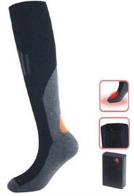 Retki lämmitetävät sukat