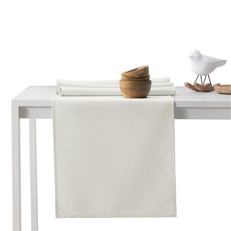 Decoking Pure -kaitaliina, kerma, 115 x 200 cm + 35 x 200 cm