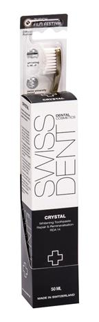 Swissdent Crystal Repair & Whitening lahjapakkaus