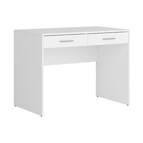 Työpöytä Nepo Plus 2, valkoinen