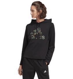 Adidas W CAMO HOOD BLACK