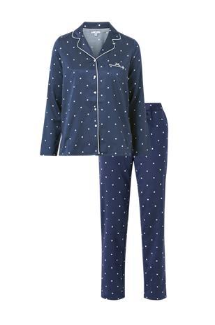 La Redoute Kuviollinen satiinipyjama
