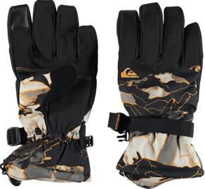 Quiksilver MISSION GLOVE FLAME NATURE ABSTR