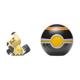 Pokemon - Clip'N Go - Mimikyu + Luxury ball (PKW0007)