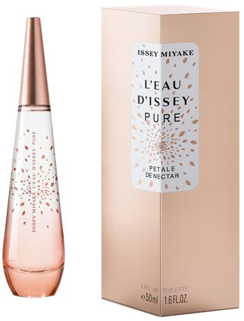 Issey Miyake L'eau D'Issey Pure Petale de Nectar EDT naiselle 50 ml