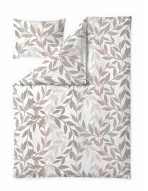Finlayson Laurel -satiinipussilakanasetti, beige-roosa, 150 x 210 + 50 x 60 cm