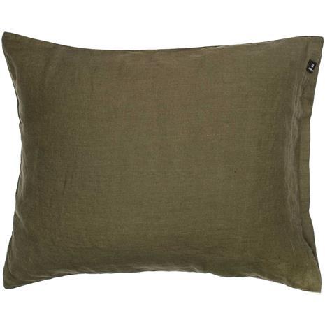 Himla Sunshine Pillowcase 50x60 cm Khaki