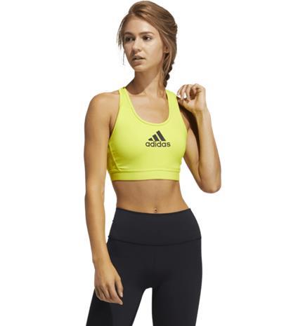 Adidas W DRST ASK BRA ACID YELLOW