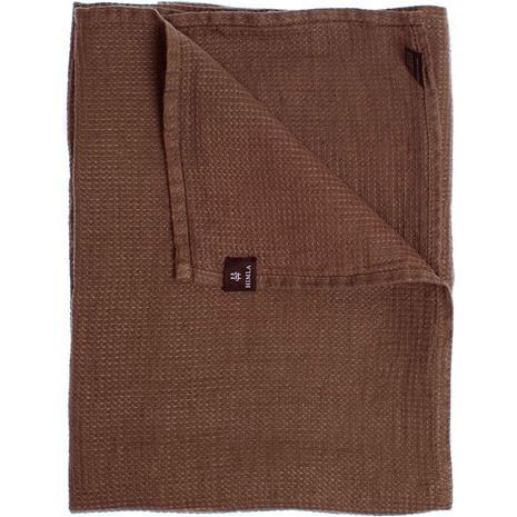 Himla Fresh Laundry Bath towels 100x150 cm, Chestnut