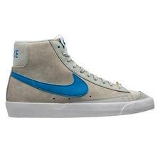 Nike Blazer Mid '77 - Grey Fog/Sininen/Valkoinen