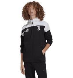 Adidas JUVE ZNE HOOD BLACK/WHITE