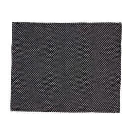 Klippan Yllefabrik Peak Table Mat, Black