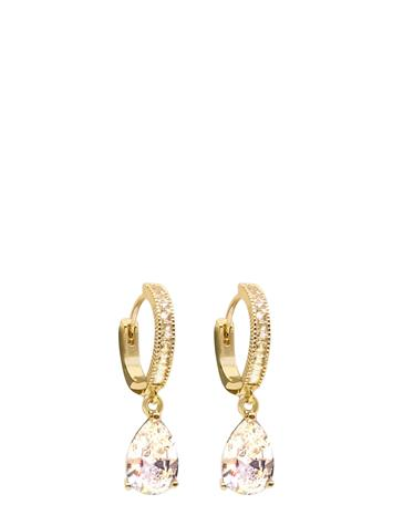 PIPOL'S BAZAAR Larma Ear Golden Clear Korvakoru Korut Kulta PIPOL'S BAZAAR GOLD
