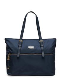 Samsonite Karissa Shopping Bag M Shopper Laukku Sininen Samsonite DARK NAVY