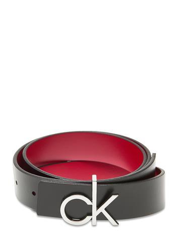 Calvin Klein Ck Low Rev Giftpack Vyö Musta Calvin Klein BLACK / CHILLI PEPPER