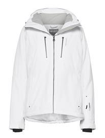 Tenson Yoko Outerwear Sport Jackets Valkoinen Tenson WHITE