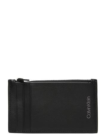 Calvin Klein Keyfob + Ns 6cc Accessories Wallets Cardholder Musta Calvin Klein BLACK