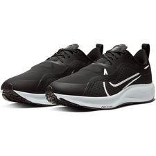 Nike Juoksukengät Air Zoom Pegasus 37 Shield - Musta/Valkoinen