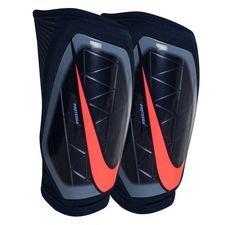 Nike Säärisuojat Protegga Guard - Navy/Punainen Lapset