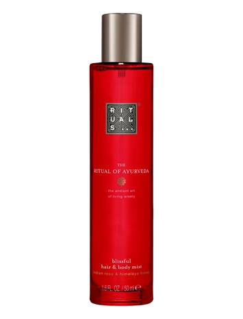 Rituals The Ritual Of Ayurveda Hair & Body Mist Beauty WOMEN Hair Styling Hair Mists Nude Rituals NO COLOR