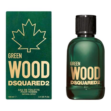 Dsquared Green Wood EDT miehelle 100 ml