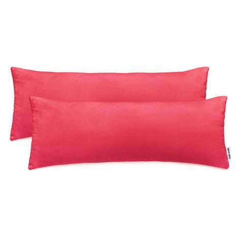 Decoking Amber -tyynyliina, vaaleanpunainen, 40 x 145 cm, 2 kpl