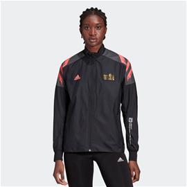 adidas Berlin Legends Jacket, Naisten takit, paidat ja muut yläosat